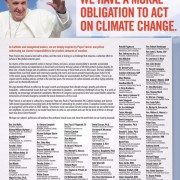 faith-leaders-show-support-for-pope-francis-encyclical