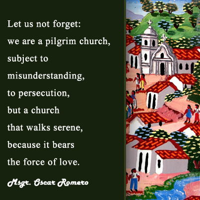 Lent Day 2 - Romero