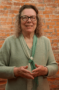 Beverly Whelton, Ph.D., Associate Professor of Philosophy at Wheeling Jesuit University began teaching refugees through the Jesuit Commons: Higher Education at the Margins (JC:HEM) in 2011.