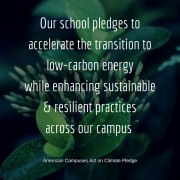 American Campuses Act on Climate Pledge
