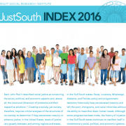 JustSouth Index 2016