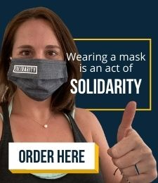 Solidarity Facemasks – Multiple